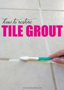 GroutStain
